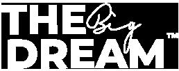 Logo TheBigDream white